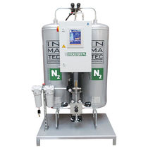 Pure nitrogen generator / ultra high-purity / high-purity / process