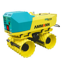 Trench compactor road roller / vibrating