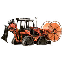 Drainage trencher / crawler / ride-on