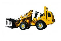 Wheel loader / articulated