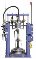 Pneumatic pump / high-pressure / metering