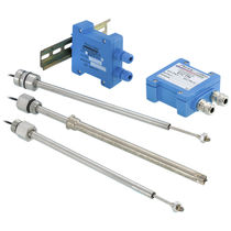 Linear position sensor / contactless / potentiometer / analog