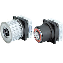Epicyclic gear reducer / coaxial / low-backlash / precision