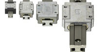 Miniature linear guide / slid / stainless steel / compact