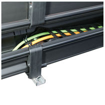 Cable trunking / plastic / modular
