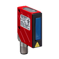 Compact barcode reader / laser