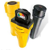 Compressed air filter / cartridge