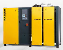 Refrigerated compressed air dryer / desiccant
