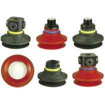Bellows suction cup / plastic / handling