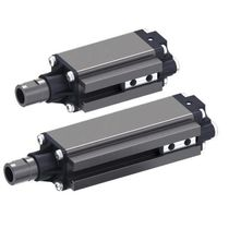 In-line actuator / electric / vacuum-compatible