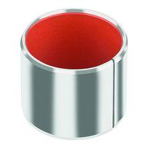 Polymer plain bearing / metal / self-lubricating