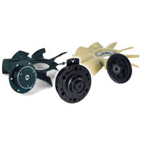 Disc clutch / electromagnetic / for fans