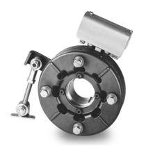 Disc brake / electromagnetic / shaft-mounted