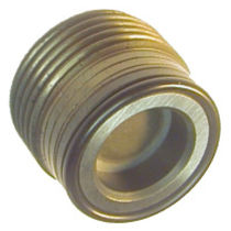 Cartridge check valve / screw-in / high-pressure / hydraulic