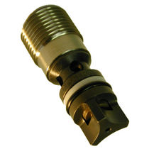 Disc check valve / screw-in / high-pressure / hydraulic