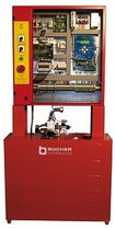 Electrically-powered hydraulic power unit / with integrated process controller