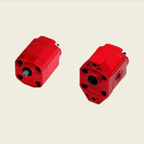 Internal-gear hydraulic pump