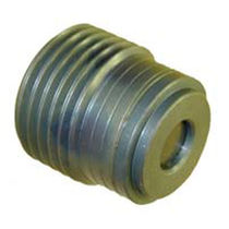 Poppet check valve / ball / screw-in / high-pressure
