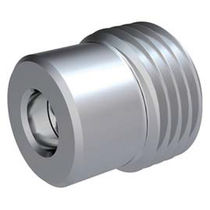 Poppet check valve / ball / screw-in
