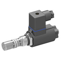 Cartridge check valve / flow-control / proportional