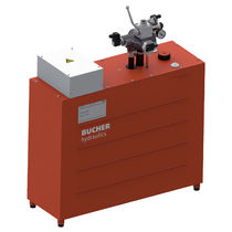 Electrically-powered hydraulic power unit / compact