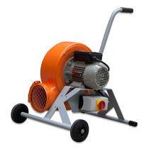 Floor-standing fan / radial / extraction / mobile