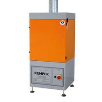 Floor-standing fume extractor / welding / with self-cleaning filter