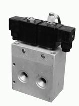 "5/2 way pneumatic solenoid valve 1/2 - 1"", max. 1 MPa REGADA"