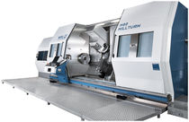 5 axis CNC mill-turn center max. 6000 mm | M80 WFL