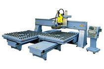 5 axis CNC router M series Multiax International Spa
