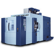 5-axis CNC universal machining center for large parts 760 x 845 x 660 mm | CUBLEX-63 MATSUURA