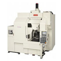 5-axis CNC vertical machining center for machining high precision molds 900 x 500 x 450 mm | YBM Vi40 YASDA