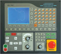 5-axis computer numerical control (CNC) VSC 990 M-T Visel snc