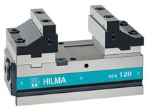 5-axis machine tool vise 80 - 120 mm, 25 - 40 kN | SCS Hilma-Römheld