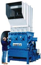 Heavy-duty plastic granulator / for the plastics industry