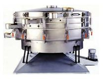 Vibrating screener / tumbler / for bulk materials / for industry