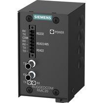 Media converter / fiber optic / serial