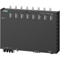 Managed ethernet switch / 8 ports / layer 2 / for harsh environments