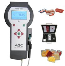 Food analyzer / oxygen / carbon dioxide / gas