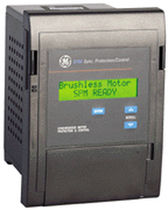Synchronizing protection relay / current / voltage / power factor