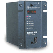 Voltage protection relay / frequency / multifunction / panel-mount