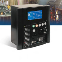Safety protection relay / panel-mount / digital / programmable