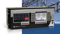 IEC protection relay / panel-mount / digital