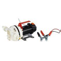 Chemical pump / electric / diaphragm / semi-submersible