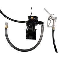 Fuel oil pump / for diesel / electric / rotary vane