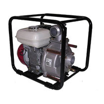 Water pump / with combustion engine / centrifugal / self-priming