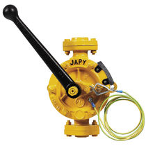 Water pump / for solvents / gasoline / manual