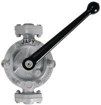 Solvent pump / alcohol / manual / centrifugal