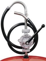 Solvent pump / alcohol / diesel fuel / manual