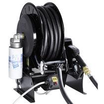 Diesel pump / with DC motor / rotary vane / self-priming